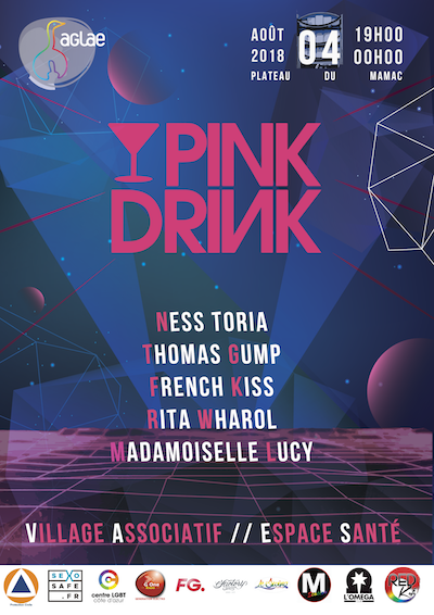 Pink Drink 2018