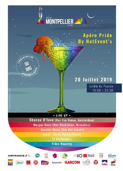 Gay Pride de Montpellier 2019