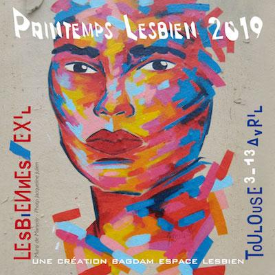 Printemps Lesbien Toulouse 2019