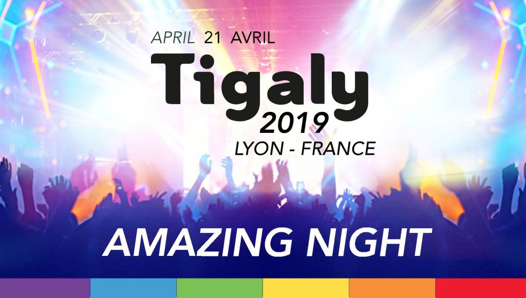 Tigaly Amazing Party