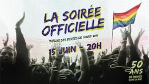 soirée Marche LGBT de Tours 2019